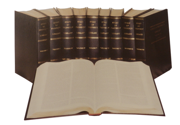 Spirit of prophecy spirit of prophecy library in 10 volumes fandeluxe Gallery